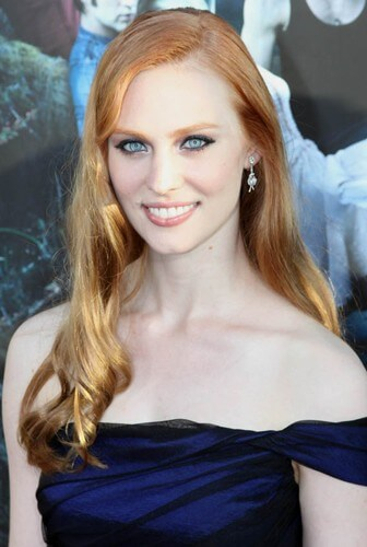 Deborah Ann Woll at the True Blood Season 3 Premiere