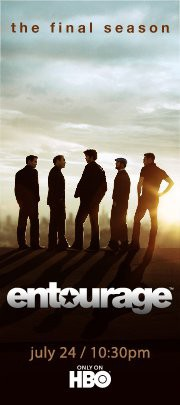 Entourage Final Season Poster