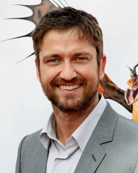 Gerard Butler at the How to Train Your Dragon Premiere