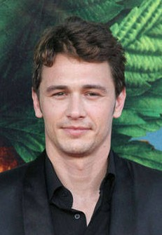 James Franco at the Pineapple Express Premiere