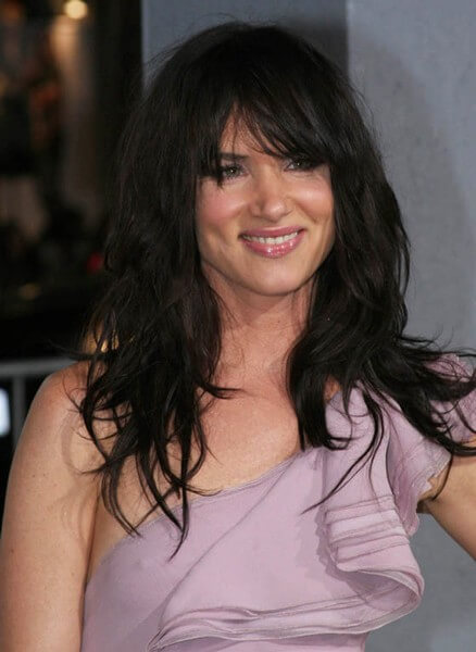 Juliette Lewis at the Due Date Premiere