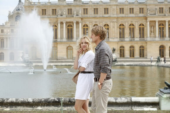 Rachel McAdams and Owen Wilson in Midnight in Paris