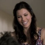Jessica Biel in New Year's Eve