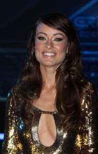 Olivia Wilde at the Tron: Legacy Premiere