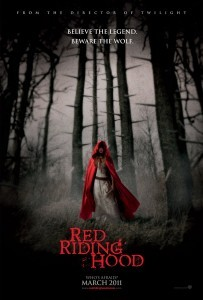 Red Riding Hood Film Poster