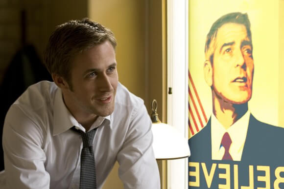 Ryan Gosling in Ides of March