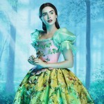 Lily Collins in Snow White