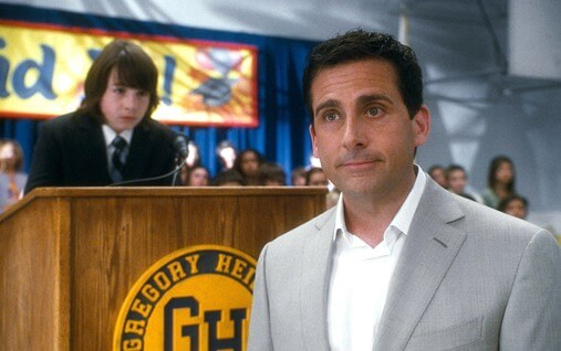 Steve Carell in Crazy Stupid Love