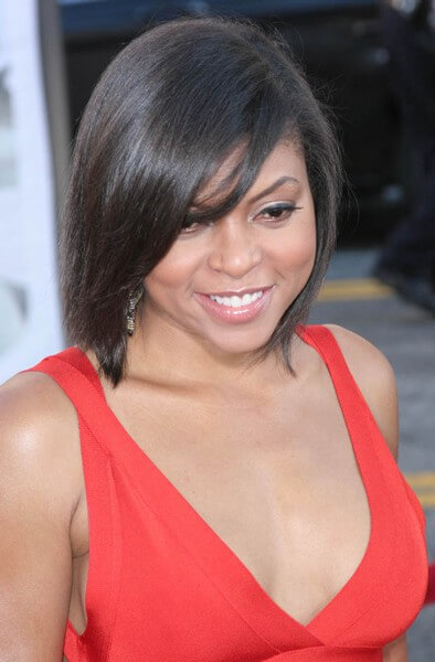 Taraji P Henson at the Larry Crowne Premiere
