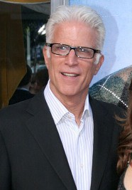 Ted Danson at the Step Brothers Premiere