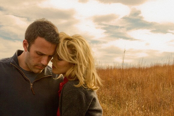 Ben Affleck and Rachel McAdams in Terrence Malick's Untitled Film