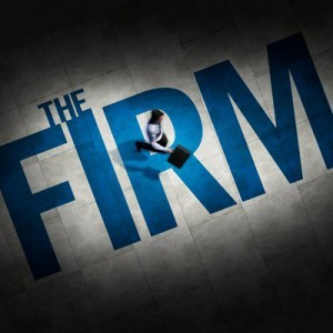 The Firm Title Art
