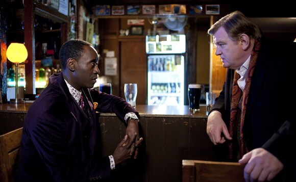 Don Cheadle and Brendan Gleeson in 'The Guard'
