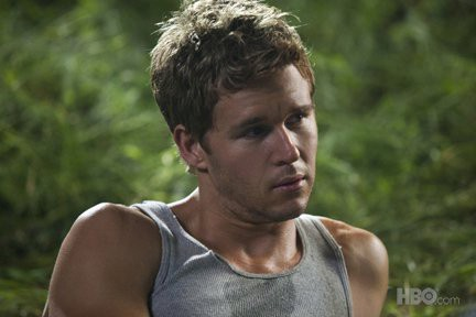 Ryan Kwanten in True Blood Season 4