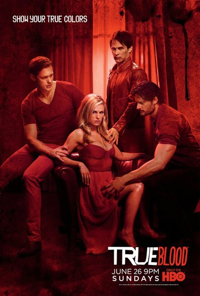 True Blood Season 4 Poster Gallery