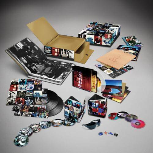 Achtung Baby 20th Anniversary Edition