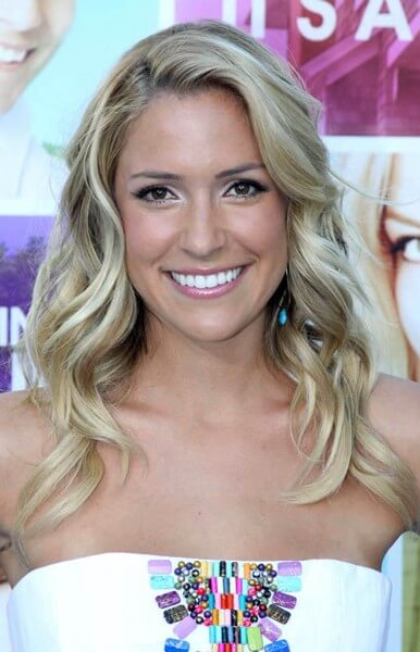 Kristin Cavallari at the Something Borrowed Premiere