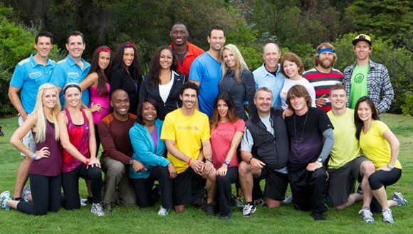 Amazing Race Season 19 Cast