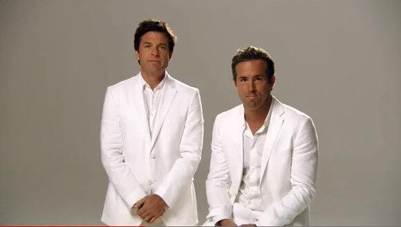 Jason Bateman and Reynolds Reynolds promote The Change-Up