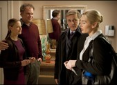 Jodie Foster, John C Reilly, Christoph Waltz and Kate Winslet in Carnage