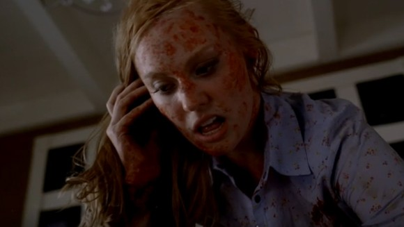 Deborah Ann Woll in True Blood