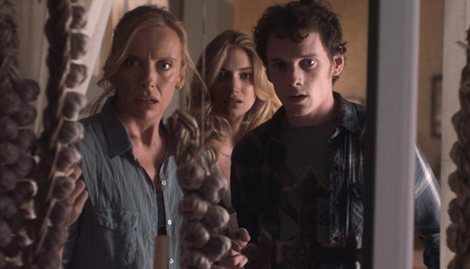 A scene from Fright Night 2011