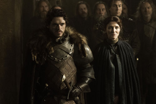 Game of Thrones Season 3 Audio Winner