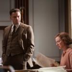 Leonardo DiCaprio and Naomi Watts in J Edgar
