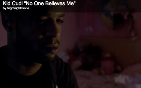 Kid Cudi No One Believes Me