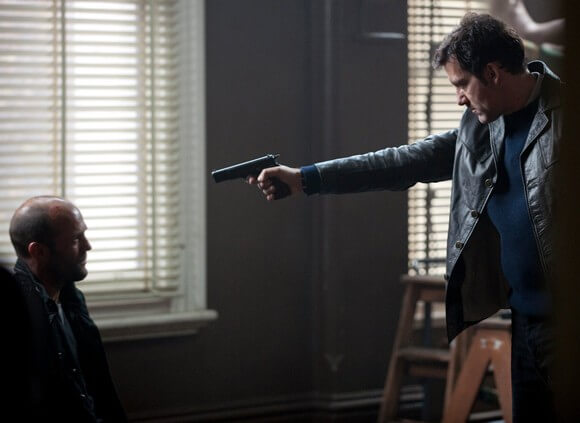 Jason Statham and Clive Owen in Killer Elite