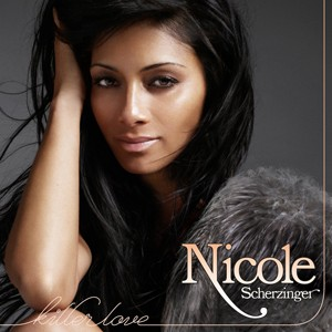 Nicole Scherzinger on the cover of Killer Love