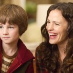 CJ Adams and Jennifer Garner in The Odd Life of Timothy Green