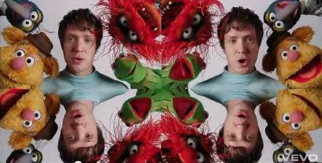 Ok Go and The Muppets