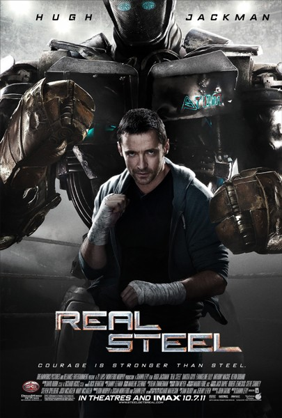 Real Steel Film Poster