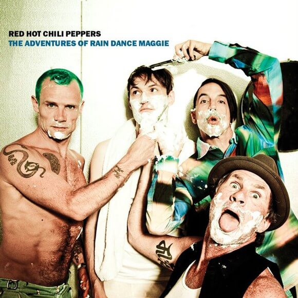 "Red Hot Chili Peppers ""The Adventures of Rain Dance Maggie"""
