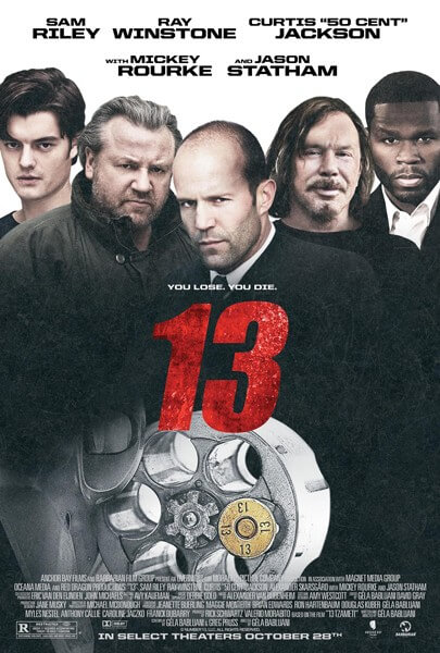 13 Film Poster