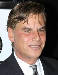 Aaron Sorkin at the 2011 LA Film Critics Awards