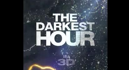 The Darkest Hour Motion Poster