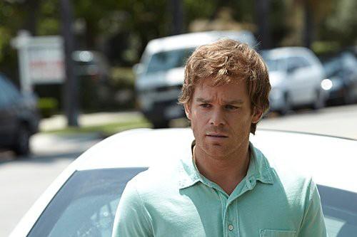 Michael C Hall in 'Dexter'