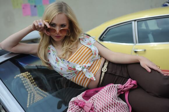 Juno Temple in Dirty Girl