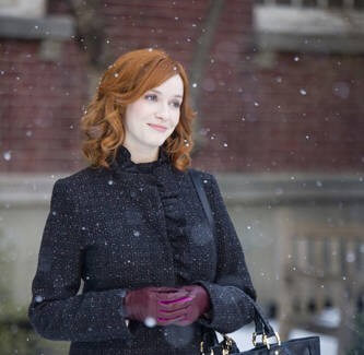 Christina Hendricks in I Dont Know How She Does It