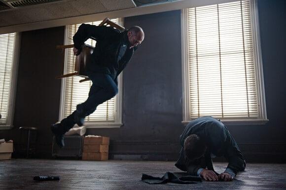 Jason Statham in Killer Elite