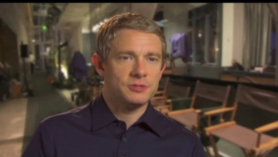 Martin Freeman in What's Your Number?
