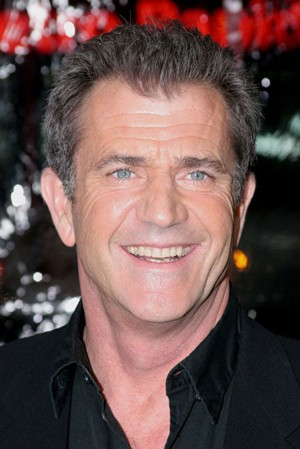Mel Gibson at the Edge of Darkness Premiere