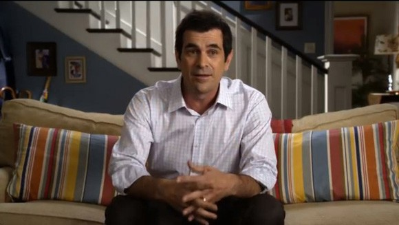 Ty Burrell Wins 2014 Emmy Award