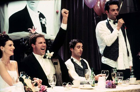Will Ferrell, Luke Wilson and Vince Vaughn in Old School