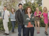 Suburgatory Cast Photo