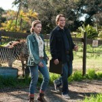 Scarlett Johansson and Matt Damon in We Bought a Zoo