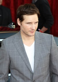 Peter Facinelli at the Thor Premiere