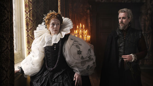 Vanessa Redgrave and Rhys Ifans in 'Anonymous'